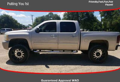 Used 2009 Chevrolet Silverado 1500 Crew Cab for sale