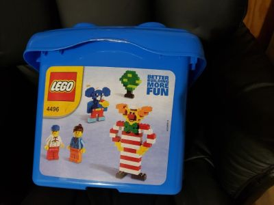 Lego Creator Bucket Tub 850 pzs