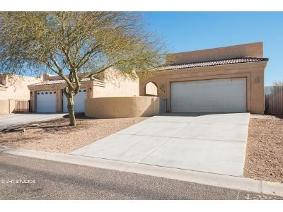 2 Bed 4 Bath Foreclosure Property in Fort Mohave, AZ 86426 - Reyes Adobe Dr
