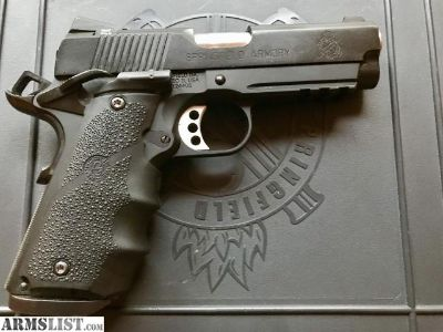 For Sale/Trade: Springfield Champion Operator 1911