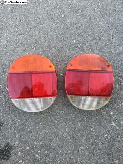 NOS Thing rt tail lights lens