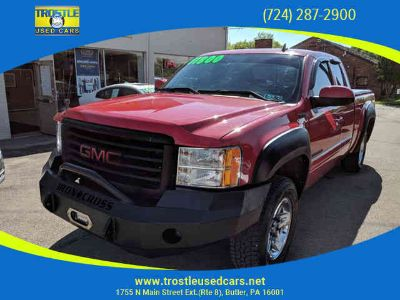 Used 2008 GMC Sierra 1500 Extended Cab for sale