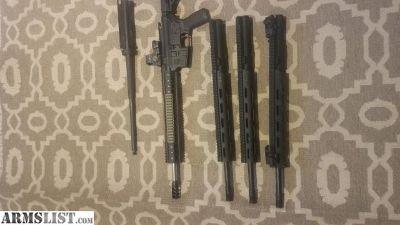 For Trade: Ar15 upper unfired trade for revolver