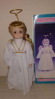 Reluctant Angel Doll Pouting