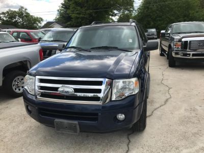 2008 Ford Expedition SSV Fleet (Blue)