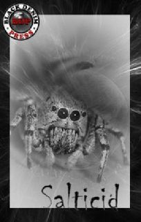 "Free ""Salticid"" Scifi Short Story on Wattpad in 30 parts, 30 days"