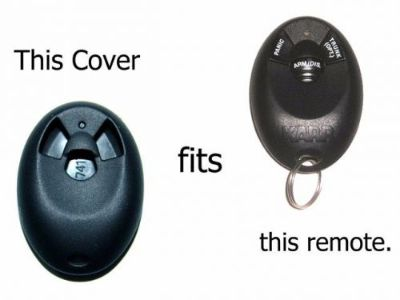 Buy Silicone Key Fob Cover To Protect Karr 3 Button ELVAT5H Keyless Entry Remote motorcycle in Bunnell, Florida, United States, for US $9.99