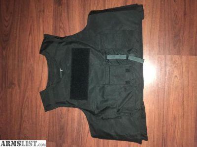 For Sale: Bulletproof Vest