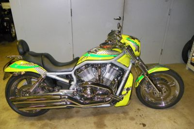 2002 Harley-Davidson VRSCA V-Rod Cruiser Johnstown, PA