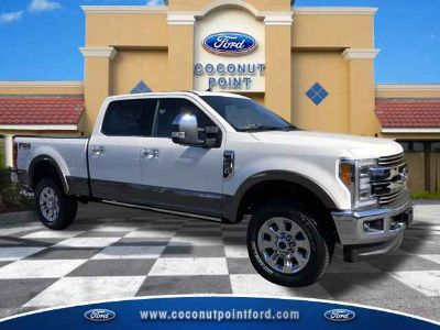 2019 Ford Super Duty F-250 SRW F250 4X4 CREW/C