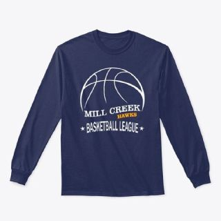 Mill Creek Basketball League Shooting Shirt