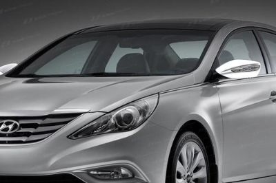 Sell SES Trims TI-MC-193W/L fits Hyundai Sonata Mirror Covers Car Chrome Trim 3M motorcycle in Bowie, Maryland, US, for US $88.00
