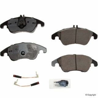 Find Akebono Euro Disc Brake Pad fits 2008-2013 Mercedes-Benz C350 E350 E550 motorcycle in Canoga Park, California, United States, for US $121.40