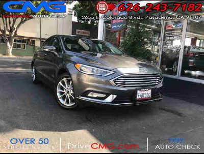 Used 2017 Ford Fusion Energi for sale