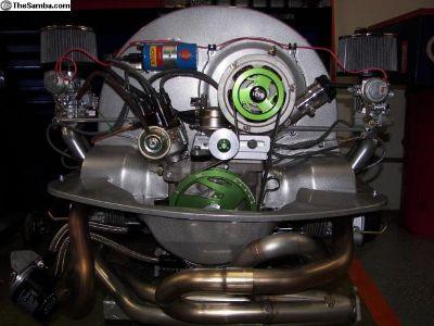 Custom Torque Master 1776cc & 1955cc Engines