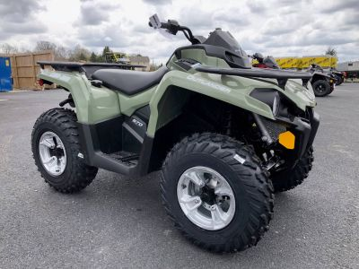 2018 Can-Am Outlander DPS 570 Utility ATVs Grantville, PA