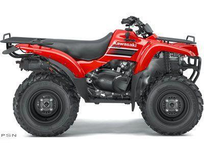 2008 Kawasaki Prairie 360 4x4 Utility ATVs Harrison, AR