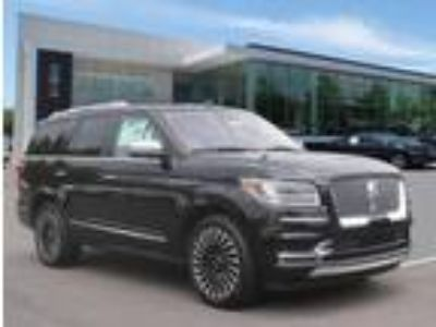 2019 Lincoln Navigator Black Label