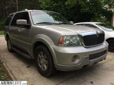 For Sale/Trade: 2004 Lincoln Navigator 4wd