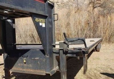2013 Reitnouer Big-Bubba-Flatbed-Trailer