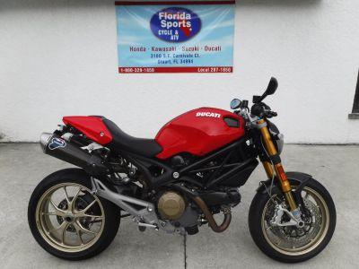 2009 Ducati Monster 1100 S Sport Motorcycles Stuart, FL