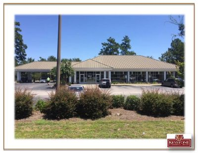 Former Bank Building @544-Building For Sale Conway