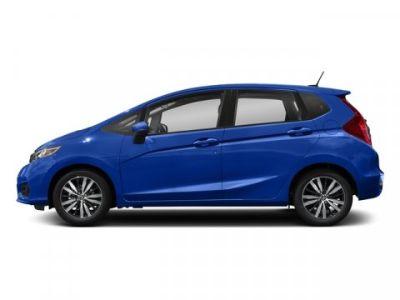2018 Honda Fit EX-L (Aegean Blue Metallic)