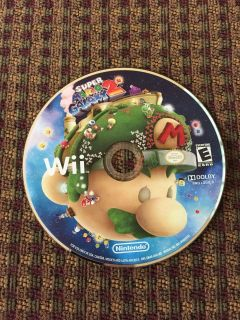 Super Mario Galaxy 2 - Wii - Disc Only