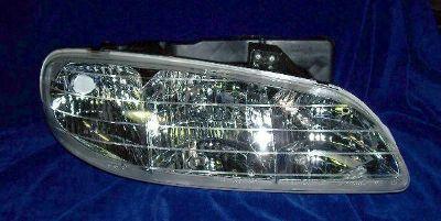 Sell R HEADLIGHT 96 97 98 1996 1997 1998 Pontiac Grand Am motorcycle in Saint Paul, Minnesota, US, for US $58.00