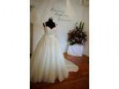 Coutour Suzanna Blazevic Wedding Dress
