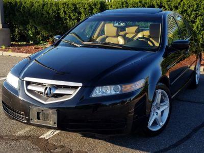 2006 Acura TL Base (Nighthawk Black Pearl)