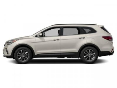 2019 Hyundai Santa Fe GLS (Monaco White)