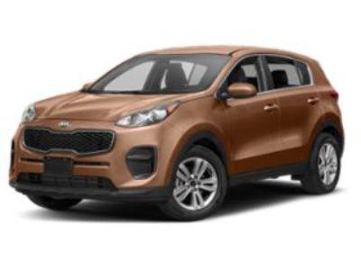 2019 Kia Sportage LX (copper)