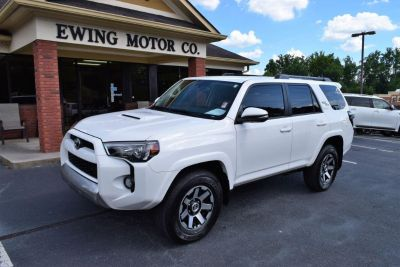 2019 Toyota 4runner TRD-Offroad 4WD (White)