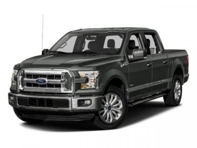 2016 Ford F-150 XLT LONG BED MAX TRAILER SYNC (Magnetic Metallic)