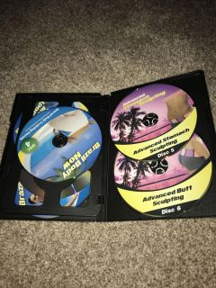 Brazil Body now workout dvd collection