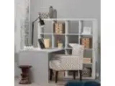 Desks and Bookcase Units
