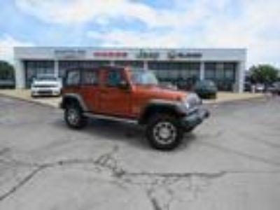 used 2011 Jeep Wrangler for sale.