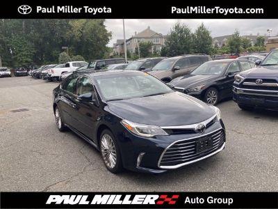 2017 Toyota Avalon XLE (Cosmic Gray Mica)
