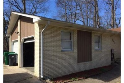 Single Family Home with Two Car Garage and Fenced Back Yard
