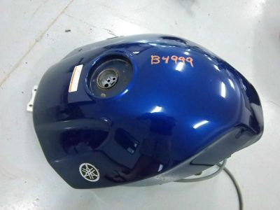 Find 03 04 05 YAMAHA FJR1300 FJR 1300 GAS TANK FUEL TANK PETROL TANK blue NO DENTS! motorcycle in Cedar Springs, Michigan, US, for US $131.12