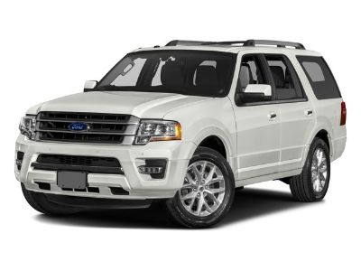 2016 Ford Expedition Limited (Shadow Black)