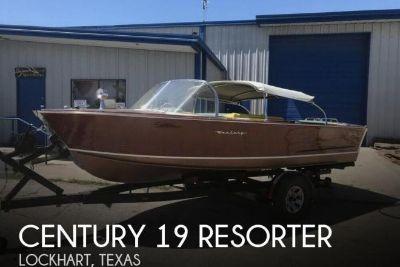 1956 Century 19 Resorter