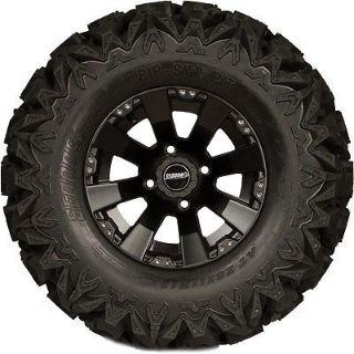 Buy Sedona Rip Saw Spyder Tire-Wheel Kit 25x10Rx12 - 5+2 - 4/110 570-5101+1140 motorcycle in New Richmond, Wisconsin, United States, for US $223.51