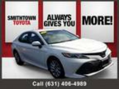 $21991.00 2018 Toyota Camry with 35507 miles!