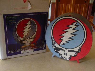 Grateful Dead Steal Your Face Ichibun Lamp By Vander