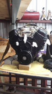 454 chevy HO crate motor