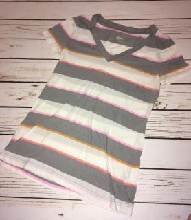 Mossimo Striped Top, Size S