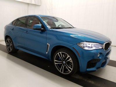 2016 BMW X6 M AWD 4dr (Long Beach Blue Metallic)