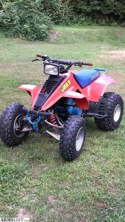 For Sale: 92 quad runner LT230